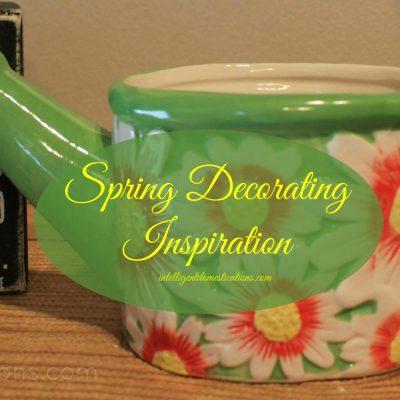 Spring Decorating DIY Envelope Pillow Covers