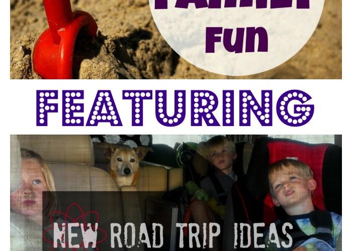 Summer Family Fun Party & Road Trip Car Games