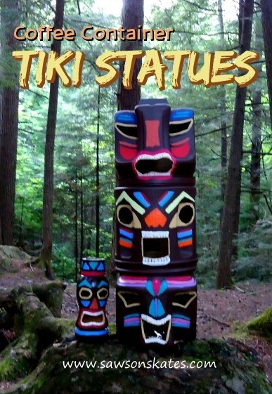coffee-container-tiki-statues-crafts-how-to-outdoor-living