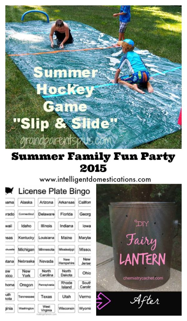 Summer Family Fun Party 2015 Features 1.www.intelligentdomestications.com