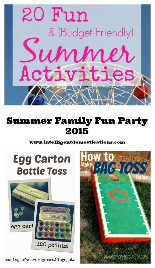 Summer Family Fun Party 2015 Features 3.www.intelligentdomestications.com