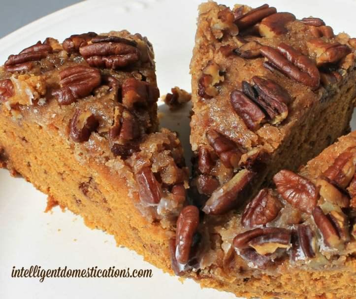 Crockpot Struesel Pumpkin Coffee Cake 3.intelligentdomestications.com