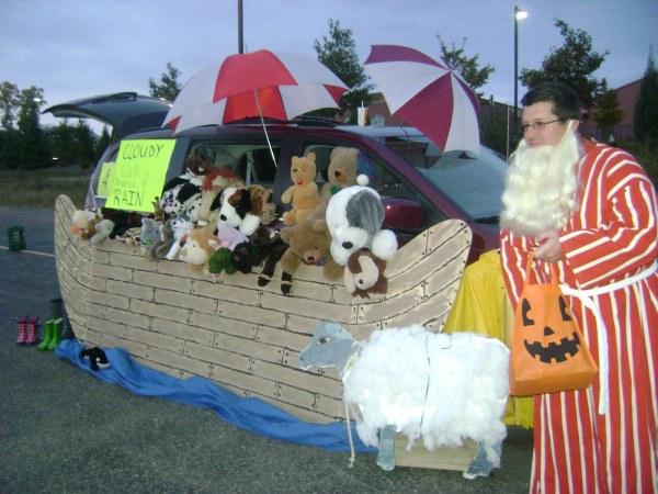 Noah's Ark Trunk or Treat