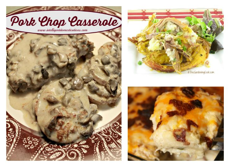 31 easy casserole recipes