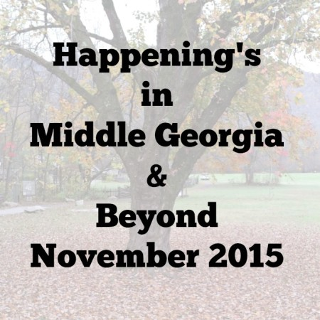 Happenings in Mid Ga and beyond Nov. 2015.intelligentdomestications.com