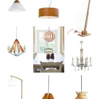 Chic Wooden Lighting For Your Home