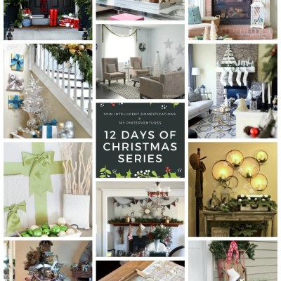 12 Inspirational Christmas Home Tours