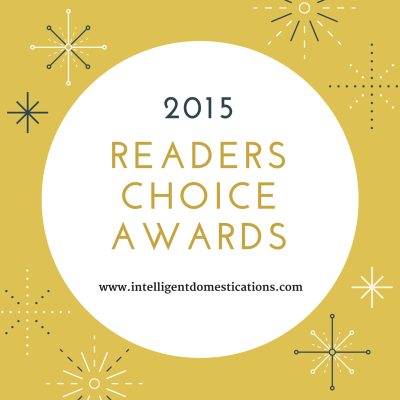 Our Reader's Choice Awards & Behind The Scenes Info
