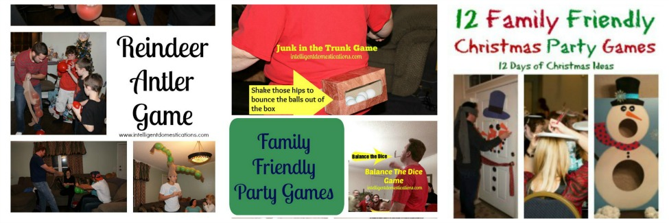 Christmas Party Game Ideas.intelligentdomestications.com