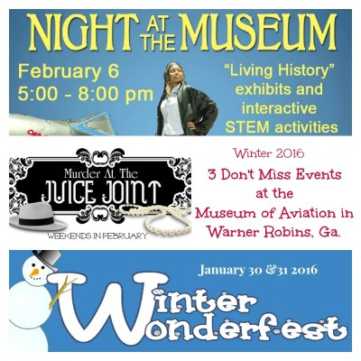 3 Don't Miss Events at Museum of Aviation in Warner Robins, Ga.