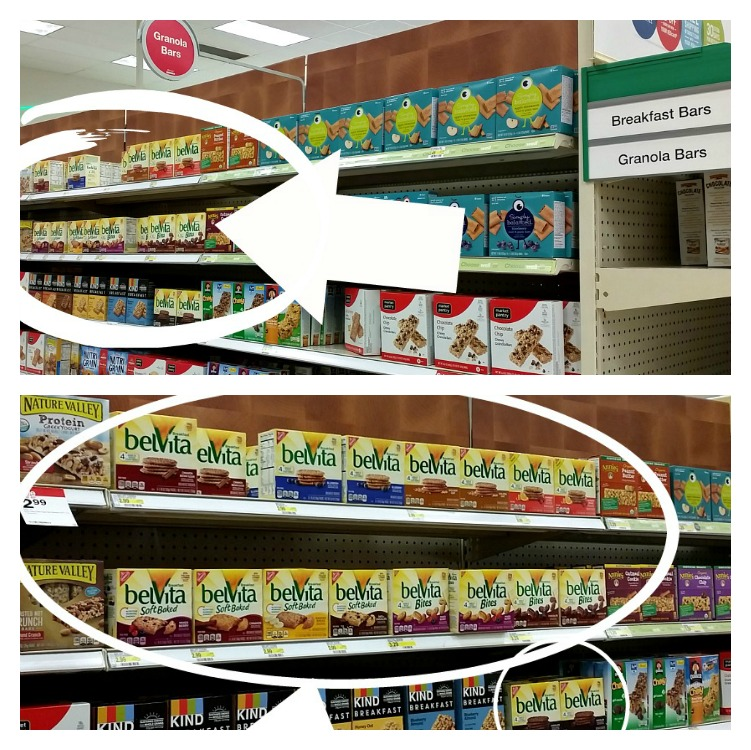 Find belVita Breakfast Biscuits at Target on the Breakfast Bar Isle 1.intelligentdomestications.com