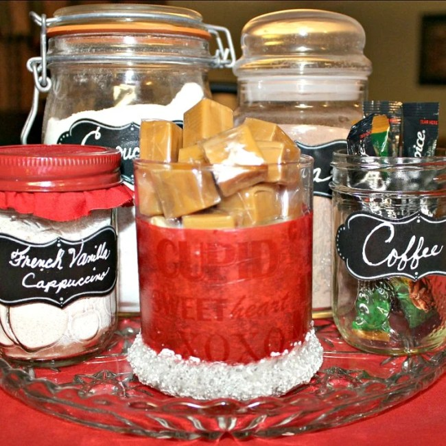 Valentine's Hot Cocoa Bar