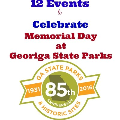 12 Events To Celebrate Memorial Day at Georgia State Parks