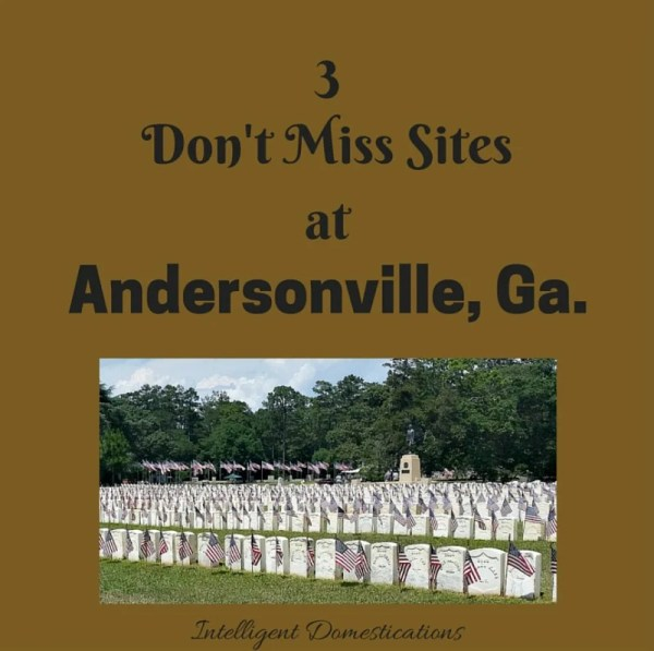 3 Don't Miss Events at Andersonville, Ga. It's worth the side trip from I-75