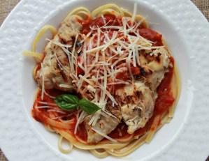 Easy Chicken Parmigiana Recipe
