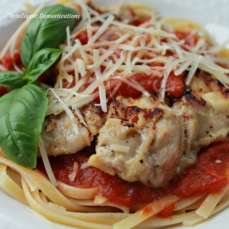 Stovetop-grilled-easy-chicken-parmigiana-recipe