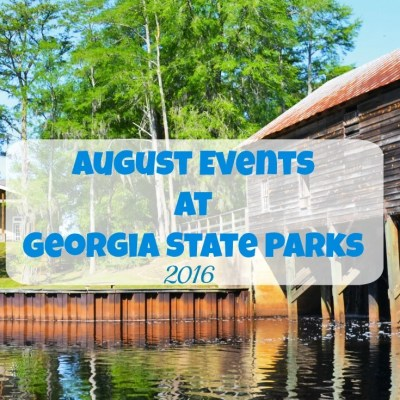 Georgia State Park August Events