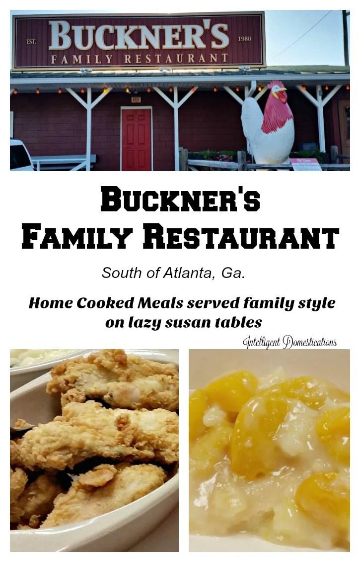 Buckner's Family Restaurant in Jackson Georgia has the best Home Cooked food for miles! #buckners #georgiaeats