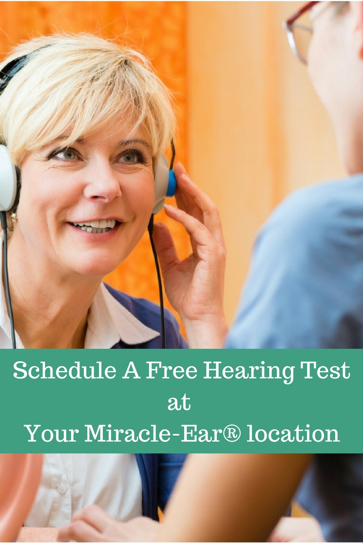Schedule a Free Hearing Test at your local Mirale-Ear.Find out how here