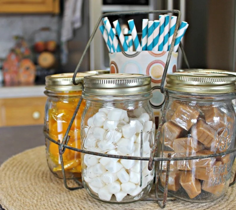 marshmallows-and-caramels-in-our-farmhouse-style-fall-candy-bar-intelligentdomestications-com