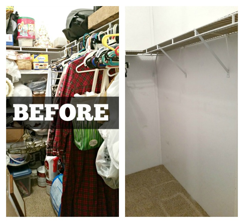 before-picture-of-bedroom-closet-makeover