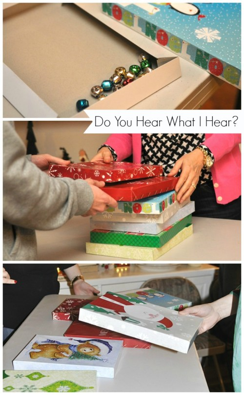 Do You Hear What I Hear Christmas Party Game