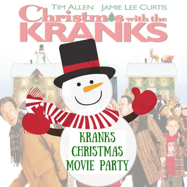 Kranks Christmas Movie Party Ideas