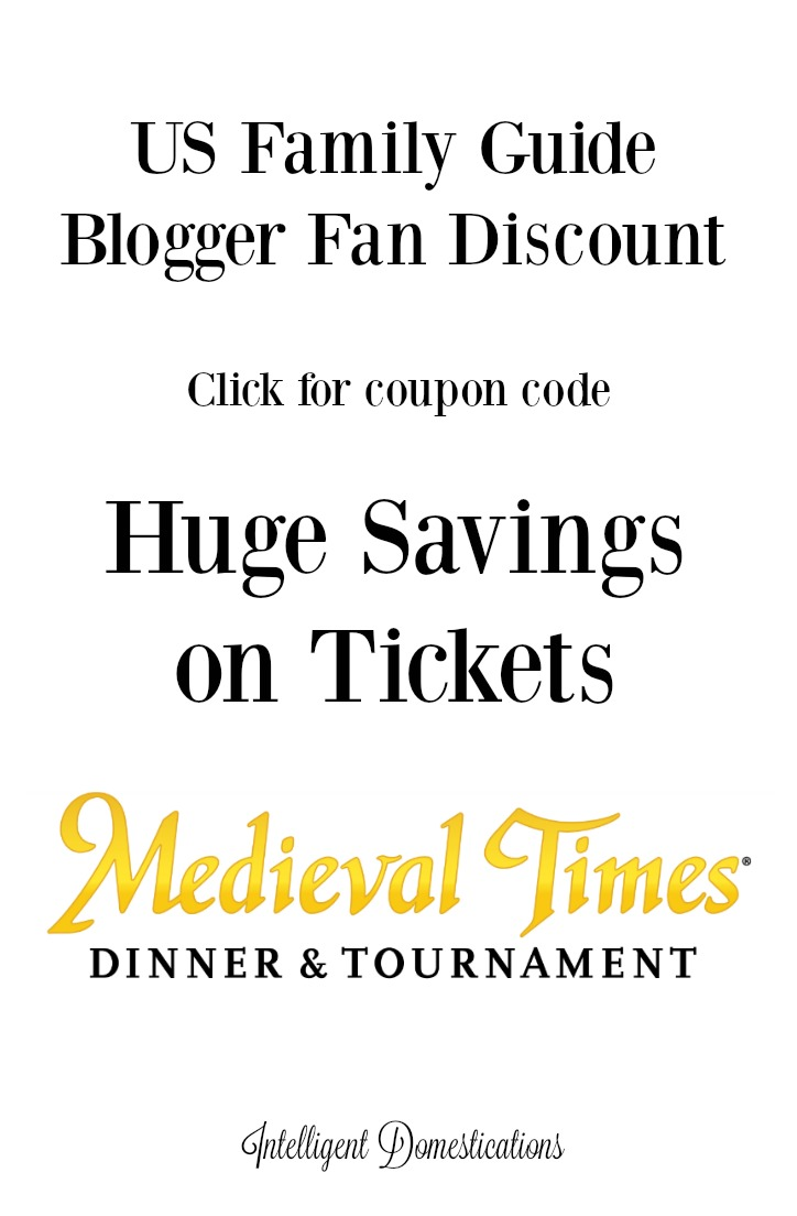 Medieval times coupons discounts
