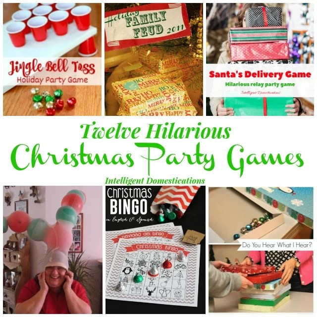 12 hilarious christmas party games ideas family friendly christmas party games christmas