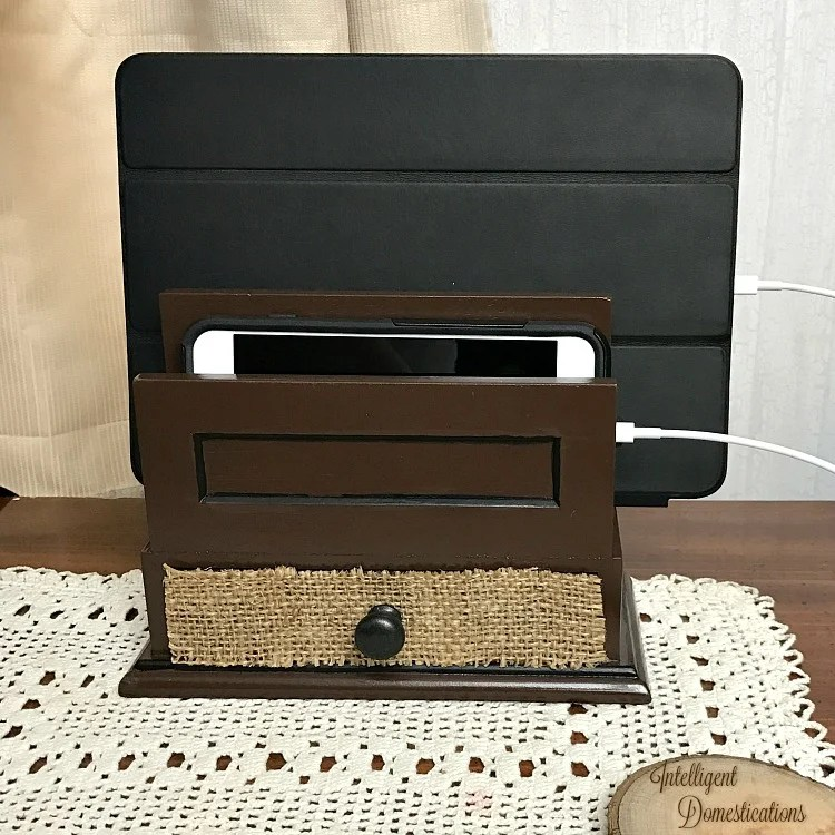 DIY Device Charging Station
