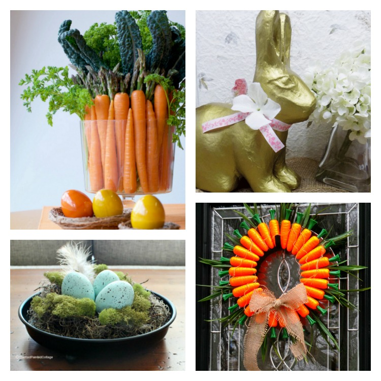 8 Elegant Easter DIY Decor Ideas