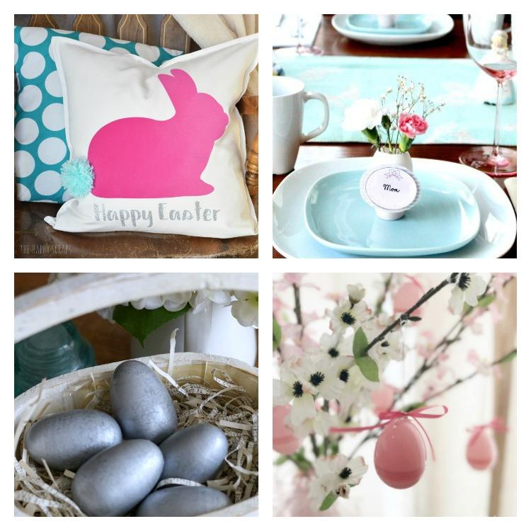 Elegant Easter DIY Decor Ideas