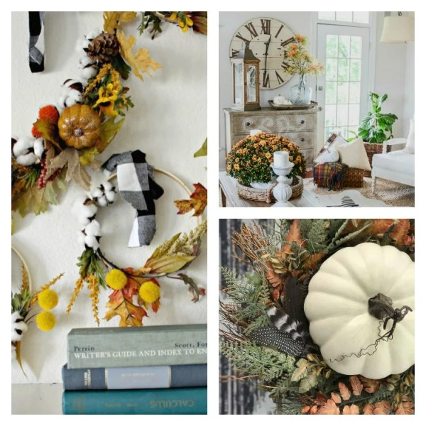 Merry Monday 173 Features Traditional Fall Colors