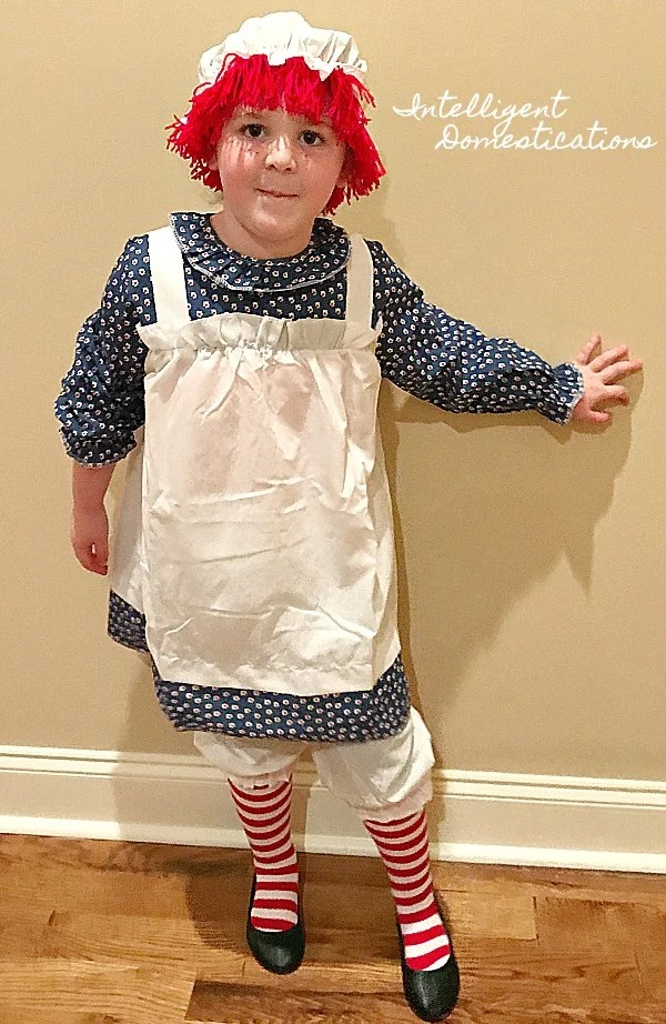 Where to find toddler size Raggedy Ann and Andy Costumes. Raggedy Ann and Andy Halloween Costumes