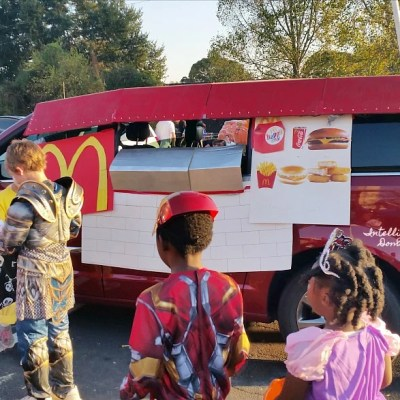 Even More Trunk or Treat Decorating Ideas