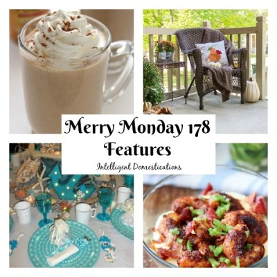 Merry Monday Link Up Party #178