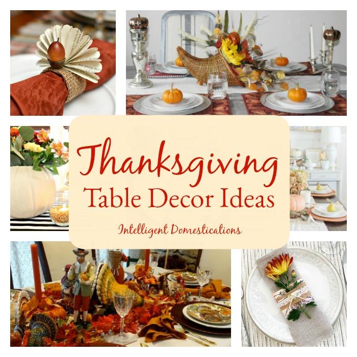 Thanksgiving Table Decor Ideas Merry Monday 180