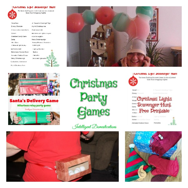 Christmas Party Game Ideas. Party games for any occasion