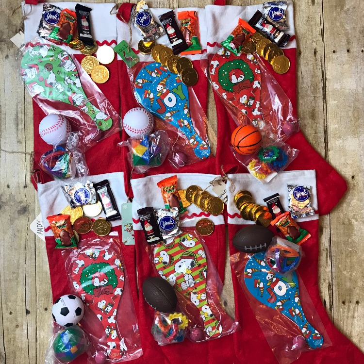 Our Christmas Stocking Stuffing Tradition. How to start your own Christmas Stocking Stuffing tradition. Where to find bulk stocking stuffers