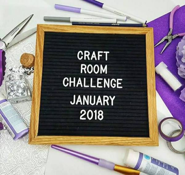 Craft Room Makeover Challenge To Do LIst
