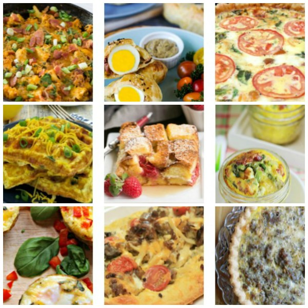 Breakfast Ideas to impress your guests. Delectable egg recipes