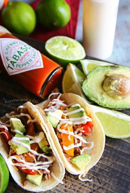Slow-Cooker-Beef-Tacos