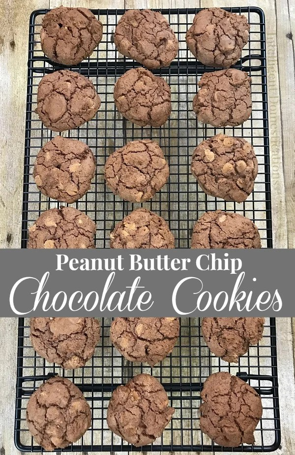 Peanut Butter Chip Chocolate Cookies recipe