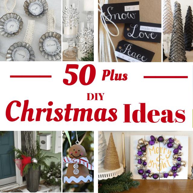 50 Most Popular Christmas Diy Ideas Glitter On A Dime