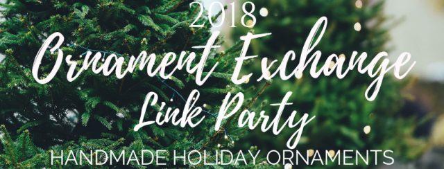 2018 Ornament Exchange