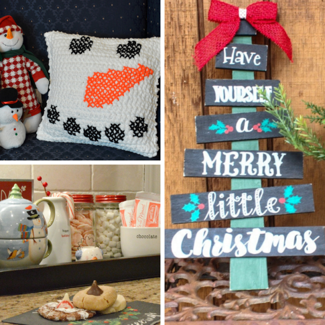 Decor 640x640 50 Plus DIY Christmas Ideas