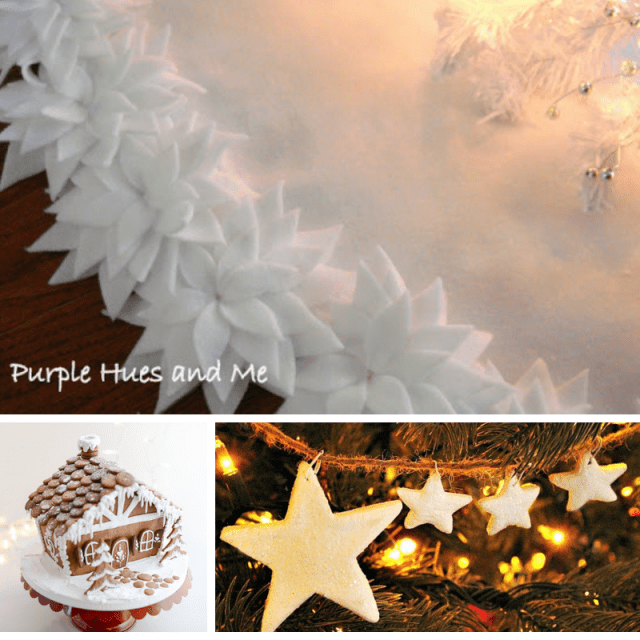 Pretty Christmas Decor 640x640 50 Plus DIY Christmas Ideas
