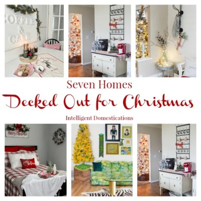 Christmas All Through The House Ideas (Merry Monday 233)