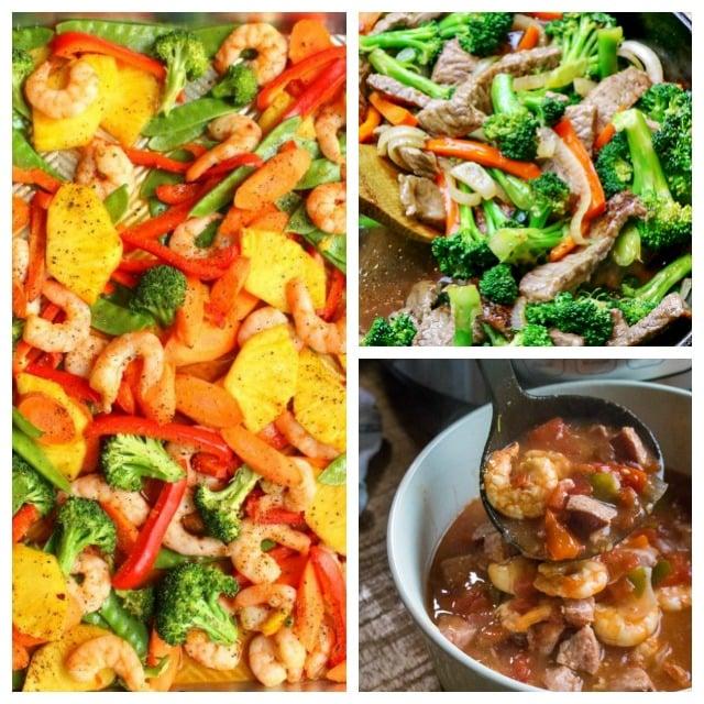 7 One Pan Dinner Recipe Ideas for weeknight meals #dinnerideas