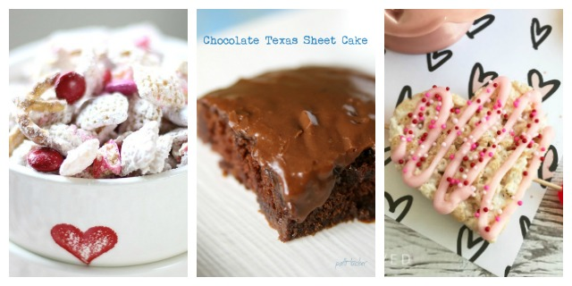 Luscious Homemade Valentine's Dessert Recipes #ValentinesDay #homemadedessert